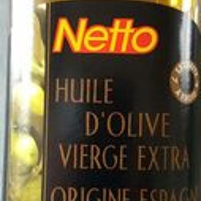 Huile d'olive vierge extra 12x1l (Netto)