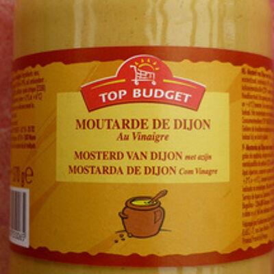 Moutarde de dijon (Top budget)