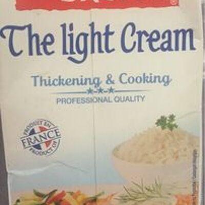The light cream (Paysan breton)