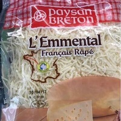 L'emmental francais rapé (Paysan breton)
