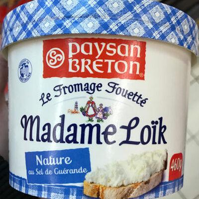 Madame loïk (Paysan breton)