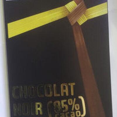Chocolat noir (Artisans du monde)