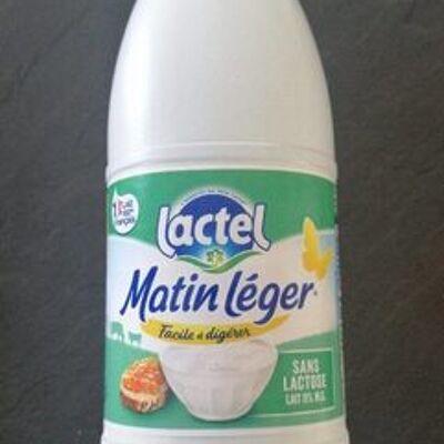 Matin léger sans lactose (Lactel)