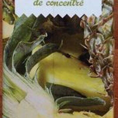 Jus d'ananas à base de concentré (Rochambeau)