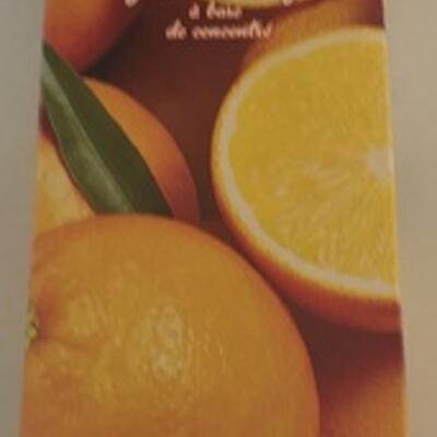 Jus d'orange (Rochambeau)