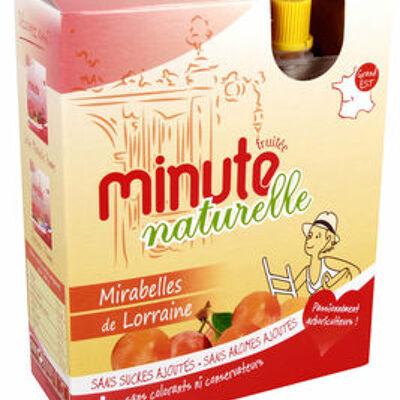 Compote mirabelles de lorraine (Minute fruitée)