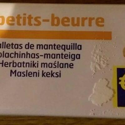 24 petits-beurre (E.c.o.+)