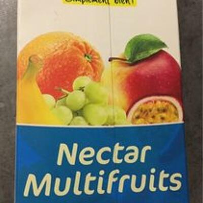 Jus multifruits (Eco+)