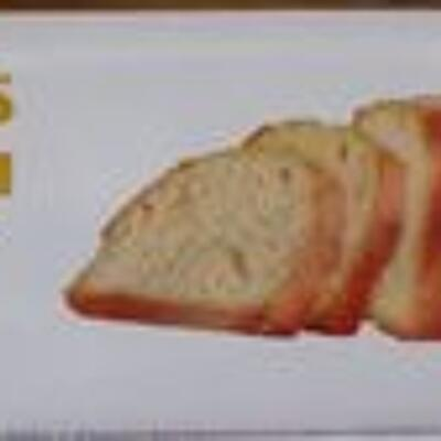 2 barres pâtissières emballées individuellement (Eco +)