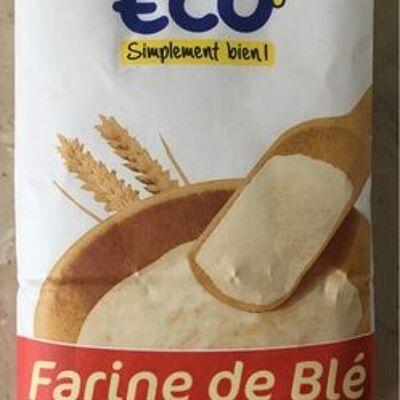 Eco+ - farine de blé type 55 (Eco+)