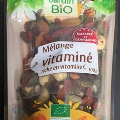Mélange vitaminé (Jardin bio)