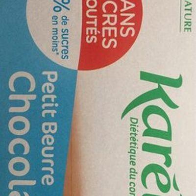 Petit beurre chocolat (Karéléa)