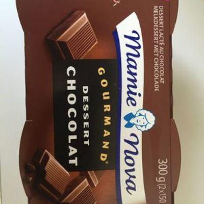 Fondant chocolat (Mamie nova)
