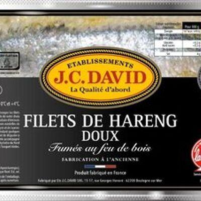 Filets de harengs doux (établissements j.c. david)