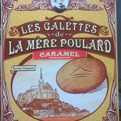 Galettes caramel (Mère poulard)