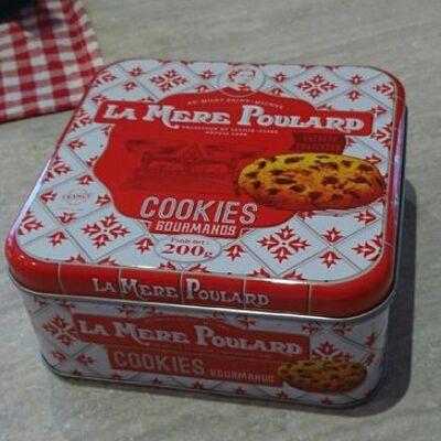 Cookies gourmands (La mère poulard)