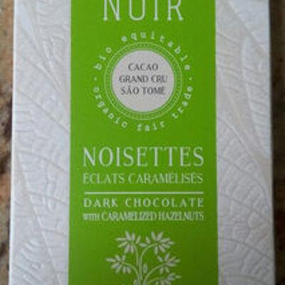 Chocolat noir noisette (Kaoka)