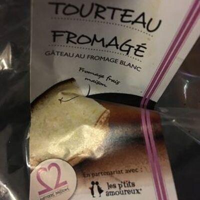 Tourteau fromagé (Beillevaire)