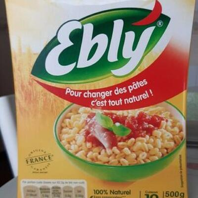 Blé tendre cuisson 10 min ebly 500 g (Ebly)