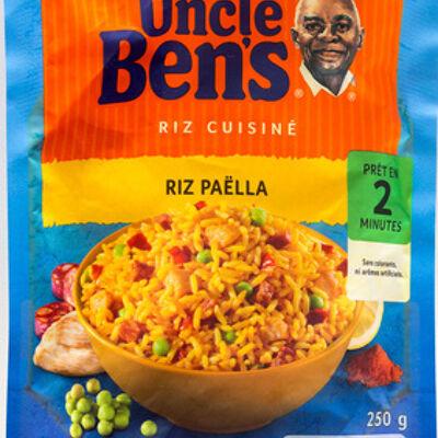 Riz paëlla (Uncle ben's)