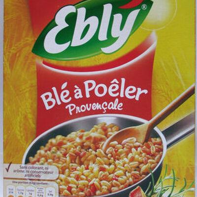 Blé cuisiné tomate basilic (Ebly)