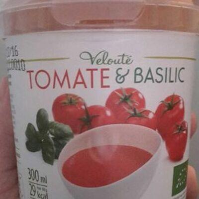 Velouté tomate & basilic bio (Ferme d'anchin)