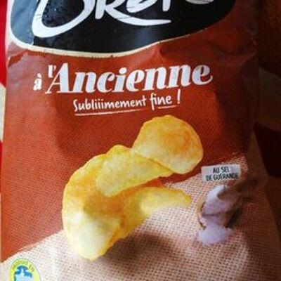 Chips natures à l'ancienne (Bret's)