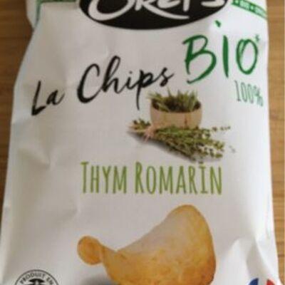 La chips bio (Bret's)
