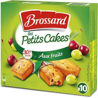 Les petits cakes aux fruits (Brossard)
