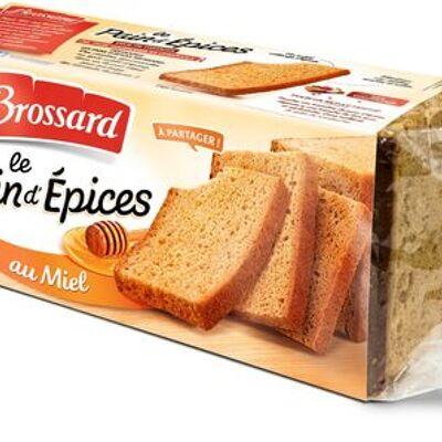 Le pain d'epices au miel (Brossard)