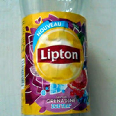 Lipton ice tea saveur grenadine (Lipton)