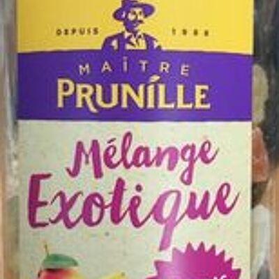 Mélange exotique (Maitre prunille)