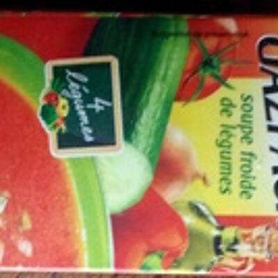 Gazpacho (Leader price)