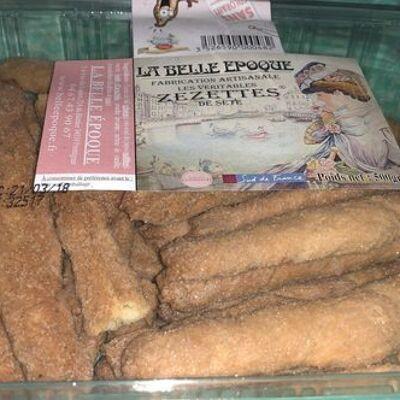 La belle époque, les zézettes de sète , la maxi boite de 500 gr (La belle epoque)