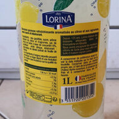 Citron de sicile (Lorina)