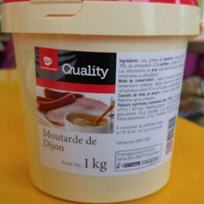 Moutarde de dijon (Transgourmet)