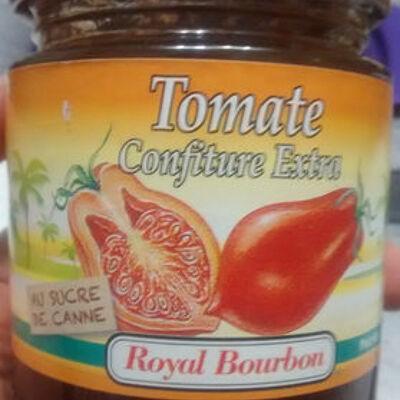 Confiture de tomate royal bourbon (Royal bourbon)