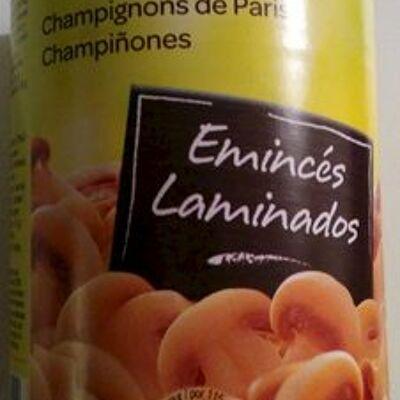 Champignons de paris émincés (Carrefour)