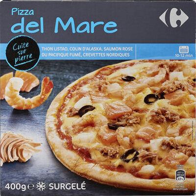 Pizza del mare (Carrefour)