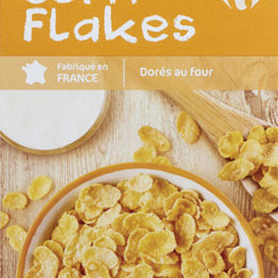 Corn flakes (Carrefour)