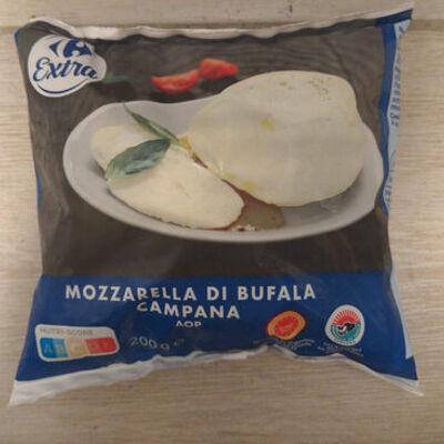 Mozzarella di bufala campana aop (Carrefour)