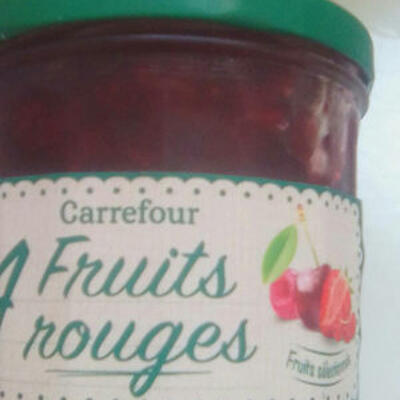 4 fruits rouges (Carrefour)