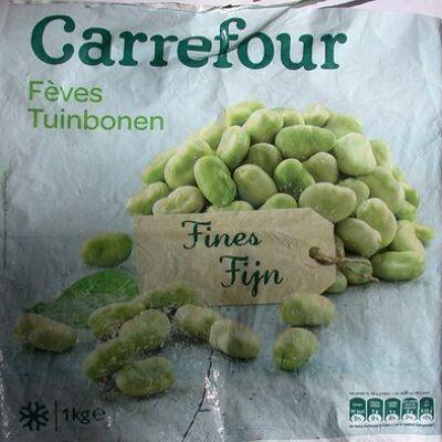 Fèves (Carrefour)