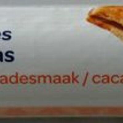 Fourrés goût choco (Carrefour)