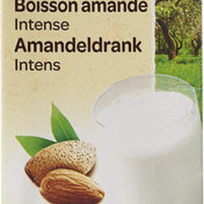 Boisson amande intense (Carrefour bio)