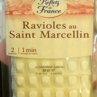 Ravioles au saint marcellin (Reflets de france)