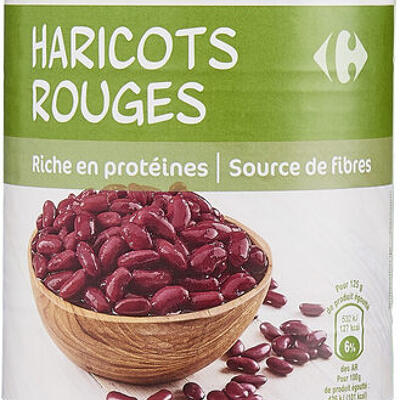 Haricots rouges (Carrefour)