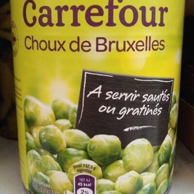 Choux de bruxelles (Carrefour)