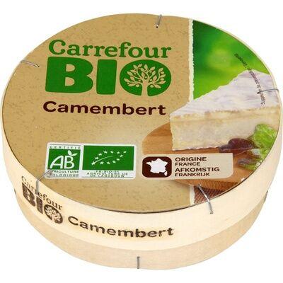 Camembert bio (Carrefour)