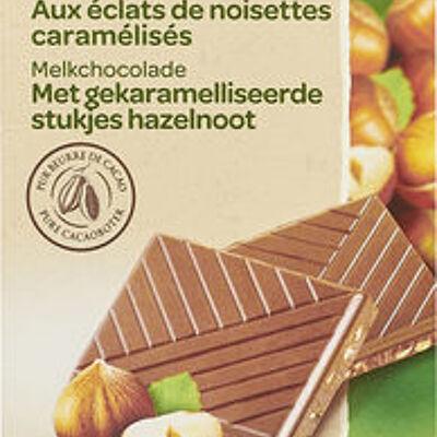 Chocolat au lait (Carrefour bio)